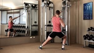 Kinetic Link Training Exercises